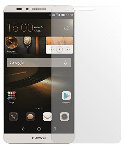 dipos I 2X Schutzfolie matt kompatibel mit Huawei Ascend Mate 7 Folie Displayschutzfolie