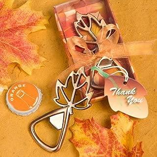 """<em>Autumn Magic Collection</em> Leaf Design Bottle Openers – 120 count"""" width=""""200″ height=""""200″ /></td> <td><a href="""