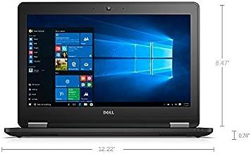 Fast Dell Latitude E7270 UltraBook Business Laptop...