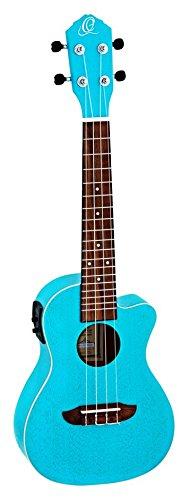 Ortega Guitars  Earth Serie Ukulele (rulagoon-ce)