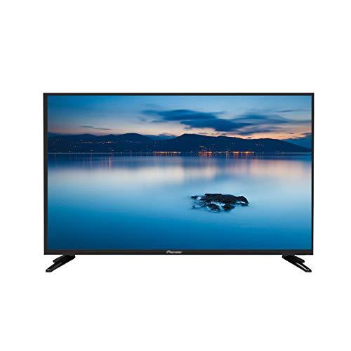 QINGZHUO Smart HD LED TV, Frecuencia De Actualización De 60Hz, Conexión WiFi,2 Altavoces, Resolución Máxima 1920 * 1200.