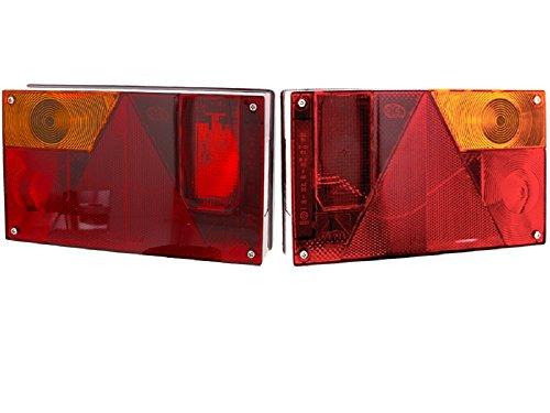 The Drive – FKAnhängerteile Kit Multipoint 1 I droite + gauche Feu arrière