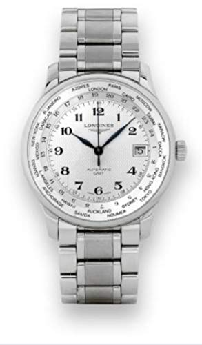 LONGINES Master Collection Auto GMT