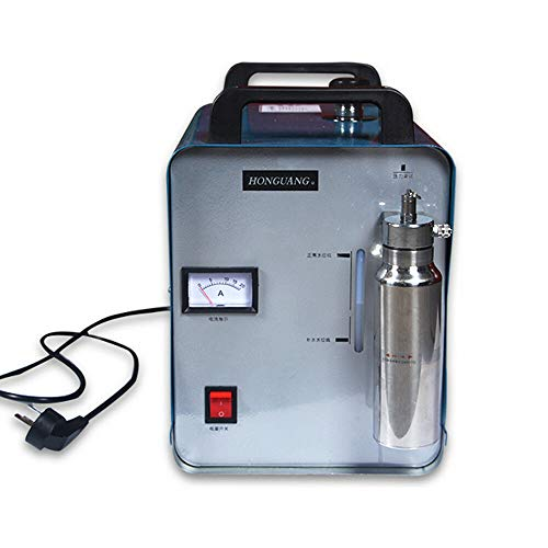 Generic Oxygen Hydrogen Generator Flame Acrylic Welder Machine Water Welder...