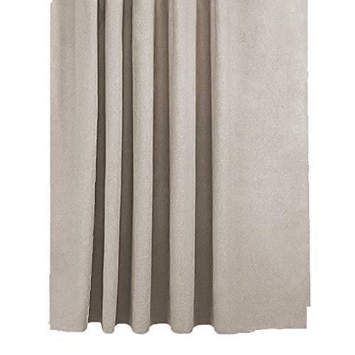 Shower Curtains Der Duschvorhang ist for WC-Bad Plane Mehltau wasserdicht geeignet (Size : 1.5x1.8m)