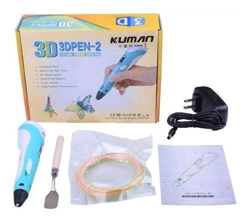 Caneta Pen 3d Printer Drawing Desenho Impressora Filamento