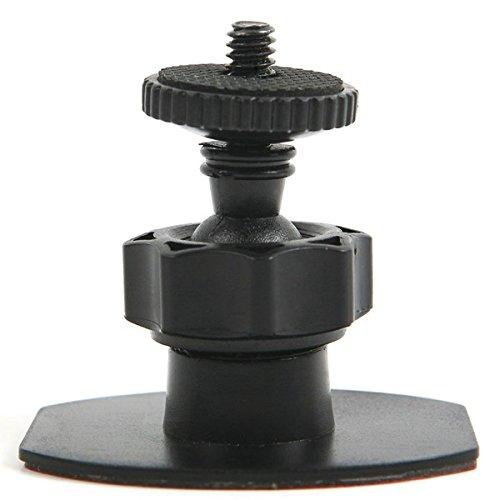 REFURBISHHOUSE Auto Windschutzscheibe Mini Tape-Halterung Fuer Mobius Action Cam Autoschluessel Kamera