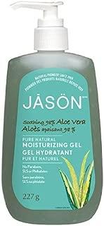Jason Soothing 98% Aloe Vera Gel (w/pump), 227g