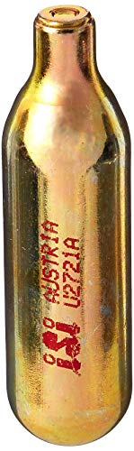 iSi 10-Pack Soda Chargers, Gold by iSi North America