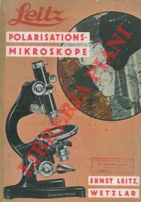 Leitz polarisations - mikroskope.