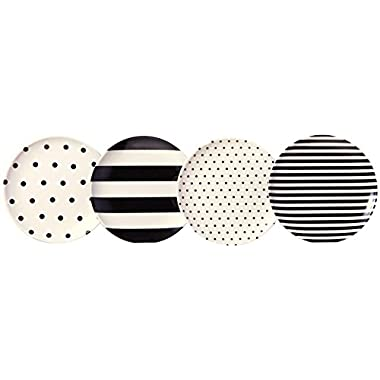 Kate Spade New York Melamine Coaster Set, Raise a Glass