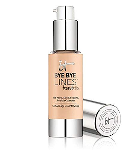 It Cosmetics - Bye Bye Lines Foundation - Tan
