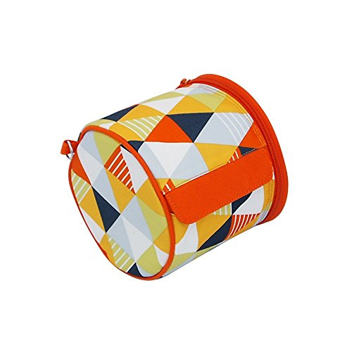 Olve Roll tissue Case Toilet Roll Paper Holder Hanging Cover For Home Camping Hiking(Orange)