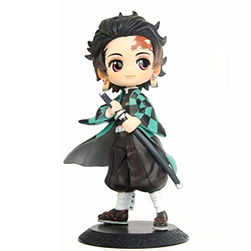 YOISMO Q Version Doll PVC Anime Cartoon Game Character Model Statue Figure Toy Collectibles Decorations Gifts Favorite by Anime Fan