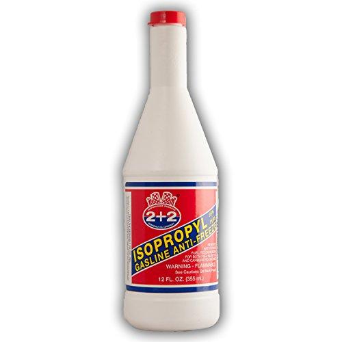 Berkebile Oil 2 + 2 IPA Isopropyl Gas Line Anti-Freeze - 12 oz.