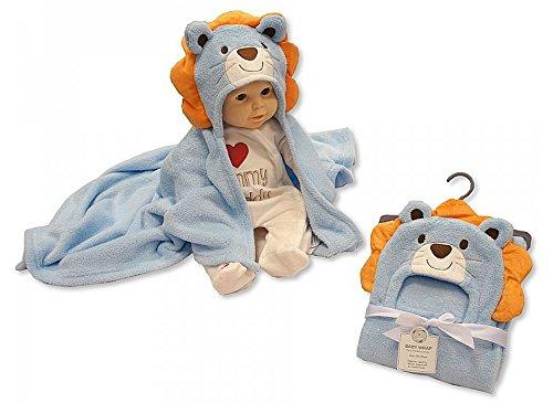 Baby Hooded Wrap Blanket Ultra Soft Warm...