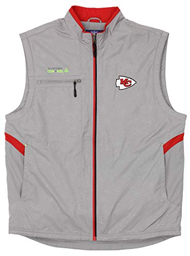 Men's full-zip vest