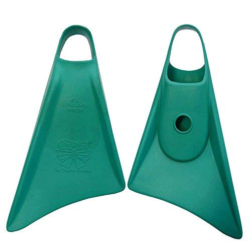 Churchill Makapuu Swimfins - Green