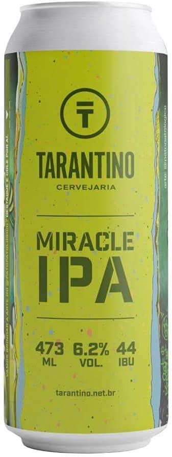 Cerveja Tarantino Miracle IPA