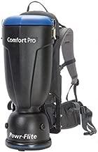 Powr-Flite BP10S ComfortPro Standard Backpack Vacuum, 10 Quart Capacity