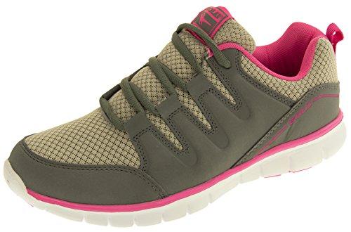 Gola Termas 2 Chaussures De Course Légères Femmes EU 37 Gris