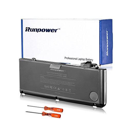 Runpower-Ersatzakku für das 13-Zoll-MacBook Pro A1278 (Mitte 2009, Mitte 2010, Anfang 2011, Ende 2011, Mitte 2012) A1322