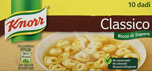 Knorr Dado Classico, 10 Cubetti
