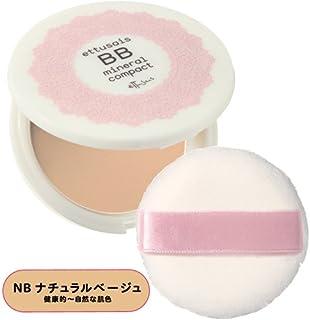 エテュセ BBミネラルコンパクト NB(ナチュラルベージュ) SPF25・PA++ 7g