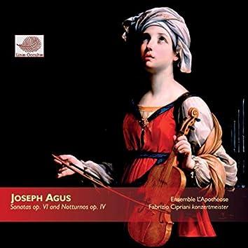 Joseph Agus: Sonatas & Notturnos