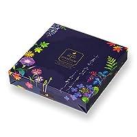長岡京 小倉山荘 リ・オ・ショコラ をぐら山春秋 ARARE&CHOCOLAT ベイクドタイプ 中箱(12袋)