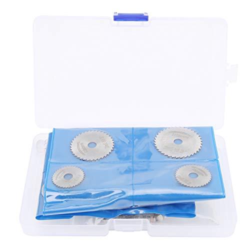 Herramienta de hoja de sierra circular, kit de disco de corte de alto rendimiento, estable rápido de acero ampliamente utilizado para corte y rectificado