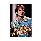 Robin Williams Schauspieler Leinwand Poster Schlafzimmer