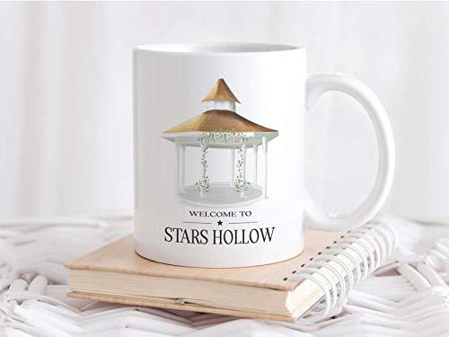 Gilmore Girls Tasse Stars Hollow Stadtpavillon
