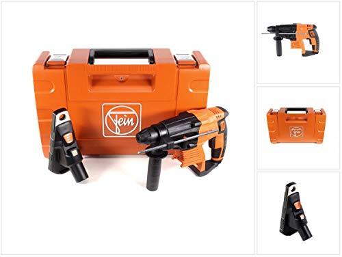 FEIN ABH 18 Akku Bohrhammer 18V 2.0J SDS-plus Brushless + Bohrstaubdüse + Koffer - ohne Akku, ohne Ladegerät