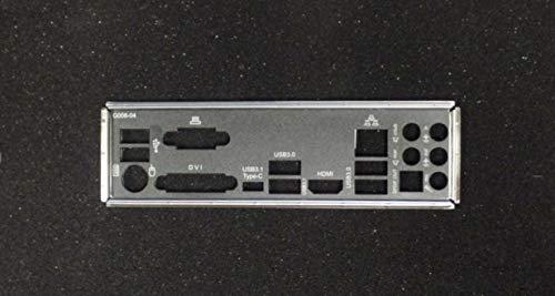 Gigabyte GA-Z170X-UD3 Rev.1.0 - Blende - Slotblech - I/O Shield