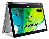 Acer Chromebook R13 CB5-312T - (MediaTek MT8173, 4GB RAM, 64GB eMMC, 13.3 inch HD Touchscreen Display, Google Chrome OS, Sparkly Silver)
