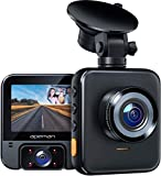 Best Car Dash Cams - APEMAN 2K Dual Dash Cam C880, Front Review