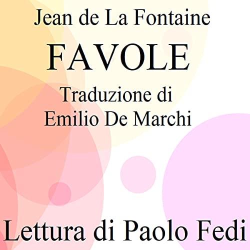 『Favole』のカバーアート
