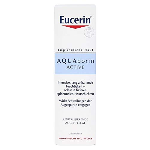 Eucerin AQUAporin Active Augenpflege Creme, 15 ml