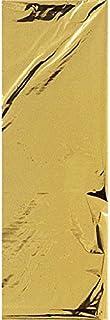 Metallic Gold Table Cover   Party Decor