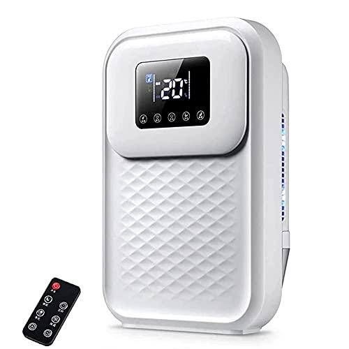 LKJHG Deumidificatori per l'umidità Domestica, con Telecomando, Ideali per casa, Camera da Letto, Bagno, Cantina