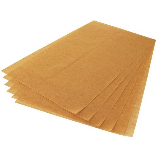 500 Backpapierblätter von Matfer.