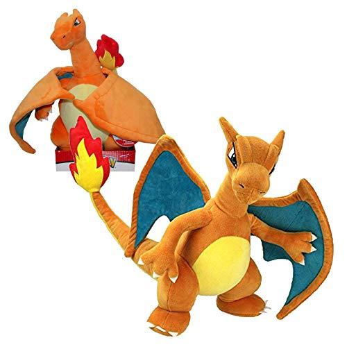 Lively Moments Pokemon Plüschtier / großes Kuscheltier / Plüschfigur Glurak / Charizard ca. 28 cm