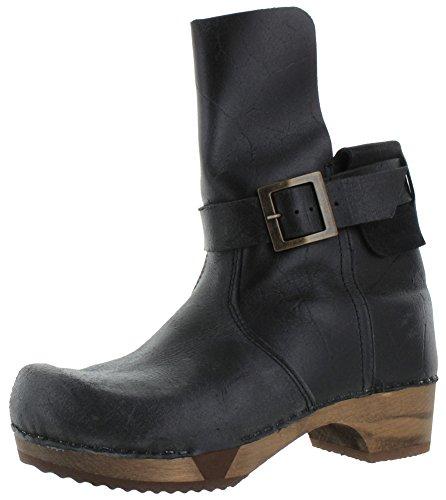 Sanita Women's Black Lexi Flex Boot 39 M EU / 8-8.5 B(M) US