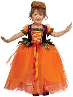 زي الأميرة اليقطين، للأطفال الصغار
