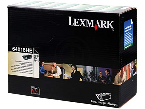 Lexmark (64016HE) - original - Toner schwarz - 21.000 Seiten