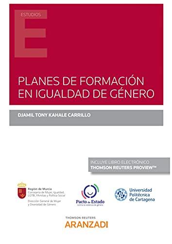 Planes de formación en igualdad de género (Papel + e-book) (Monografía)