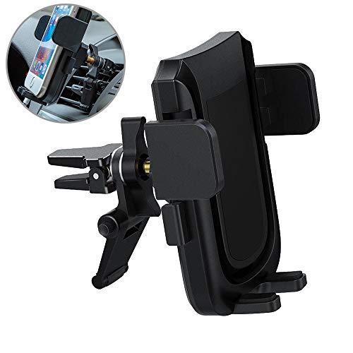 YsinoBear 車載ホルダー エアコン吹き出し口 360度回転 多機種対応 自由調節 スマホホルダー スマホスタンド