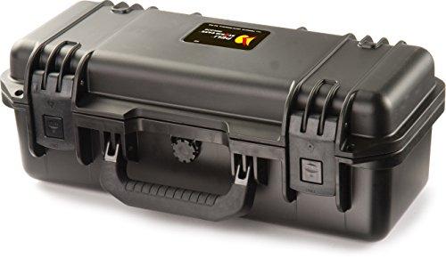 PELI Storm IM2306 Maleta técnica Alargada para trípodes, Armas y Otros Equipos frágiles alargados, Resistente al Agua y Polvo, 11L de Capacidad, Fabricada en EE.UU, con Espuma, Color Negro
