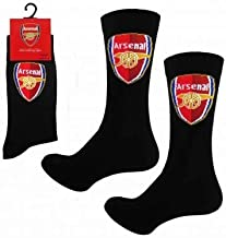 Arsenal FC Football Crest Socks